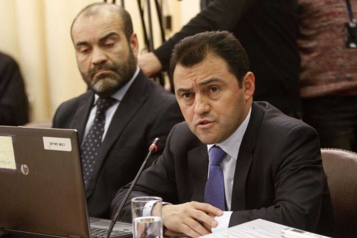 Cristián Riquelme expuso en la Comisión Caval de la Cámara de Diputados. Foto:ATON Chile. Imagen Por: