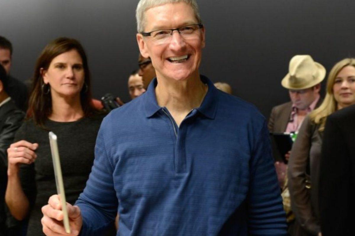 En noviembre pasado cumplió 55 años de edad. Foto:Getty Images. Imagen Por: