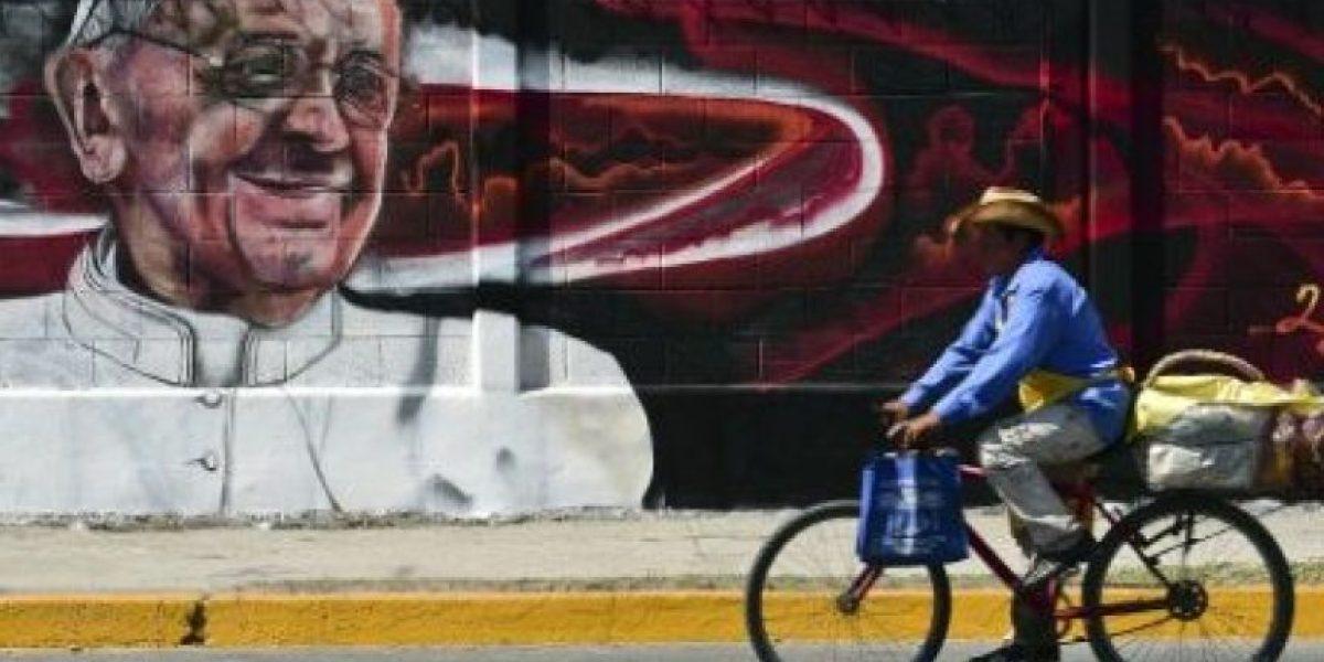 Francisco dará voz en México a las angustias de los migrantes latinoamericanos