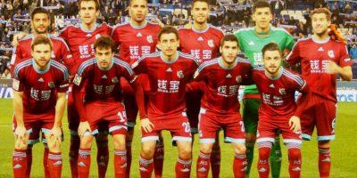 La cábala de un futbolista latino que le ayudó a anotar por primera vez en España