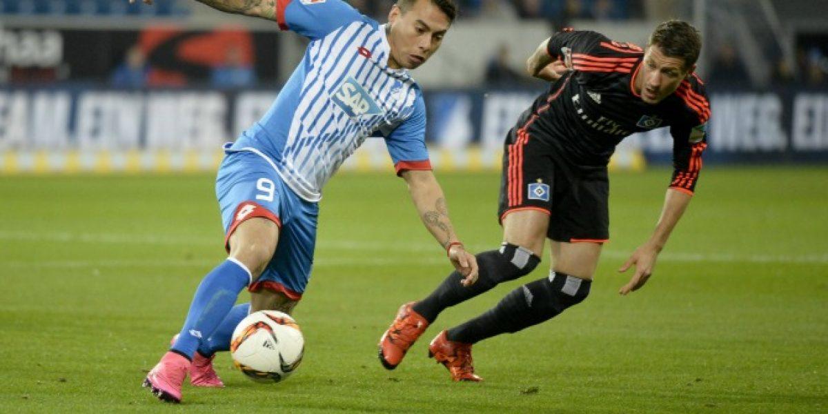Eduardo Vargas tendrá al entrenador más joven en la historia de la Bundesliga