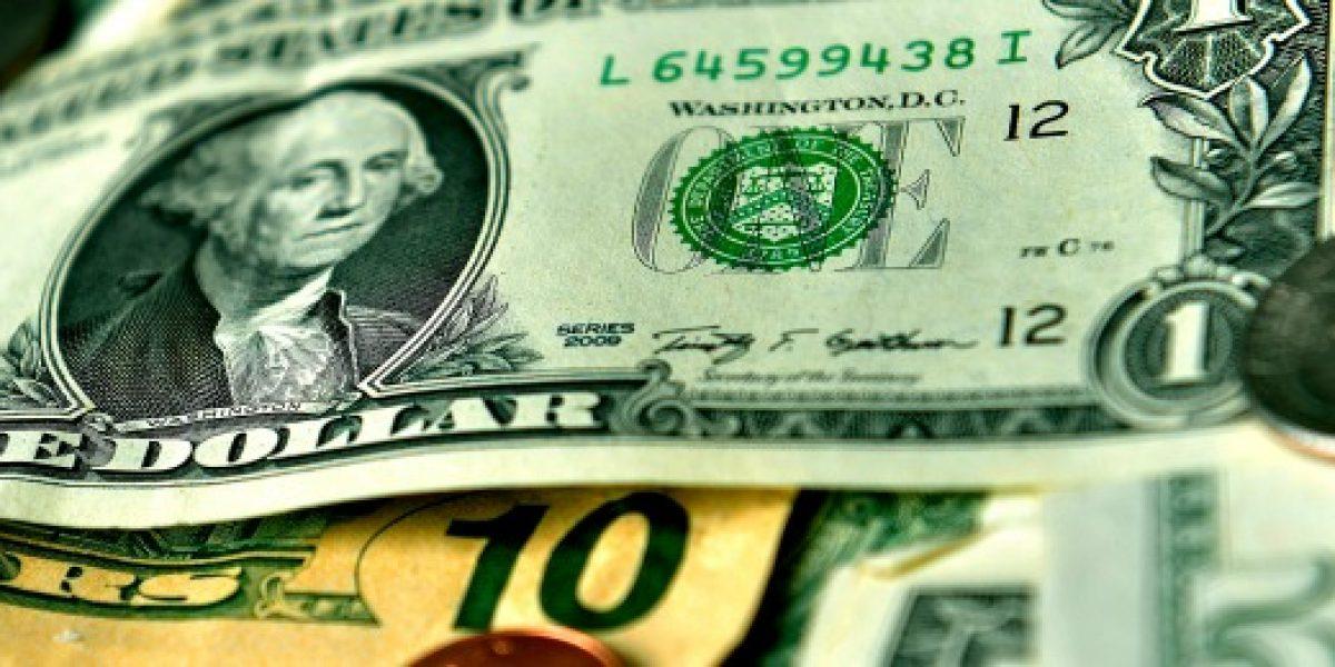 Dólar cierra con avances y alcanza $713