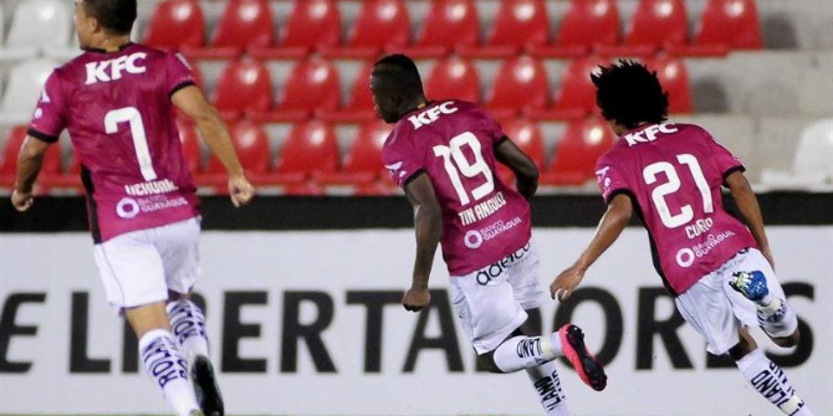 A Ecuador los pasajes: Independiente del Valle será el primer rival de Colo Colo en la Libertadores