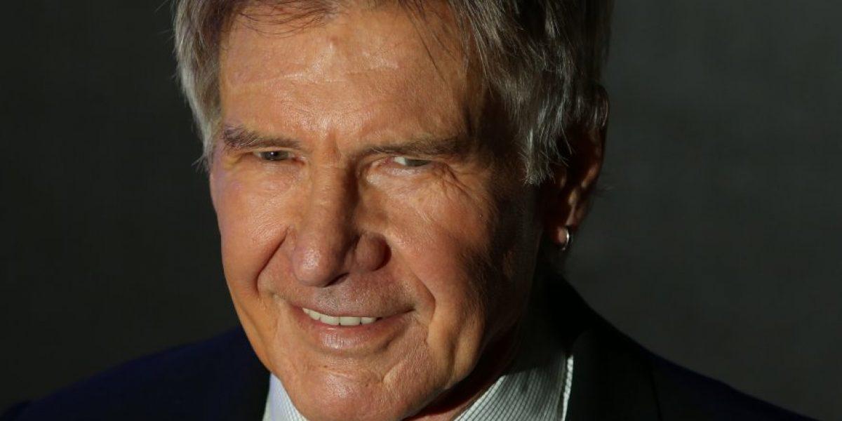 Demandan a la productora de Star Wars por accidente de Harrison Ford
