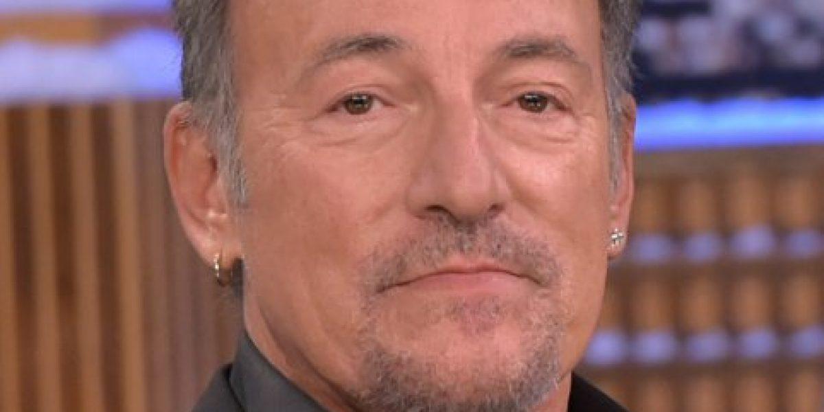 La autobiografía del cantante Bruce Springsteen saldrá en septiembre