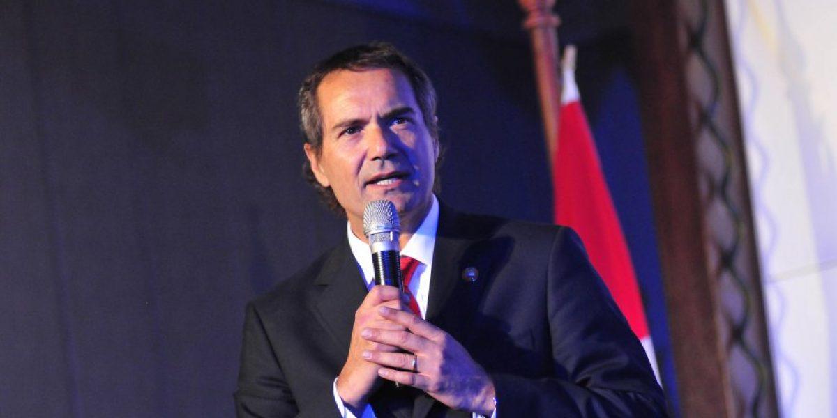 Neven Ilic oficializó su candidatura a la presidencia de la Odepa