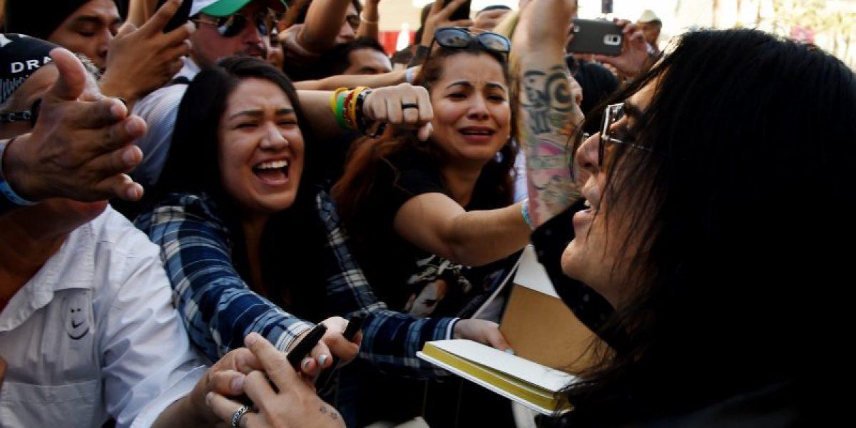 Fotos: Así fue cómo Maná recibió la estrella en el Paseo de la Fama de Hollywood