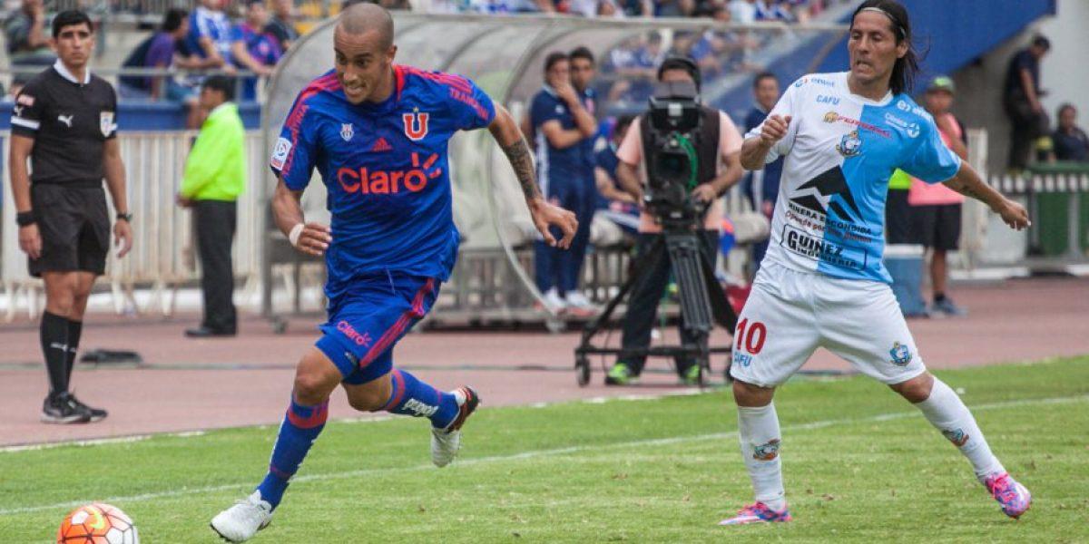 Udinese se inquieta ante los pocos minutos que Beccacece le brinda a Guzmán Pereira
