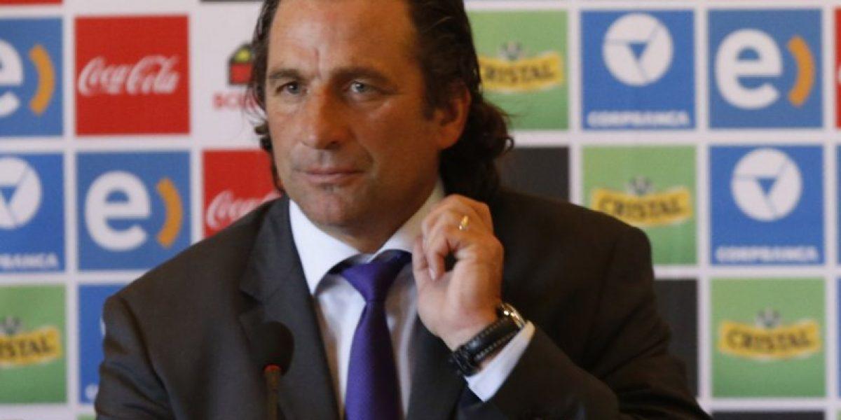Juan Antonio Pizzi viaja este jueves a Europa y agenda encuentro con Luis Enrique