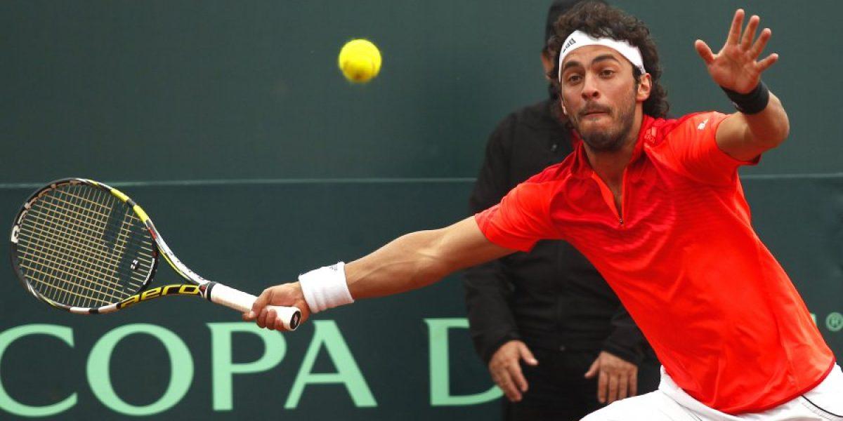 Ya comenzó venta de entradas para serie de Copa Davis ante República Dominicana