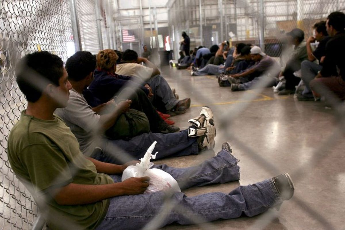 Han existido otras riñas en el interior del penal Foto:Getty Images. Imagen Por: