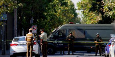 Posible bomba: operativo del Gope desvía el tránsito y evacúan centro de Gendarmería