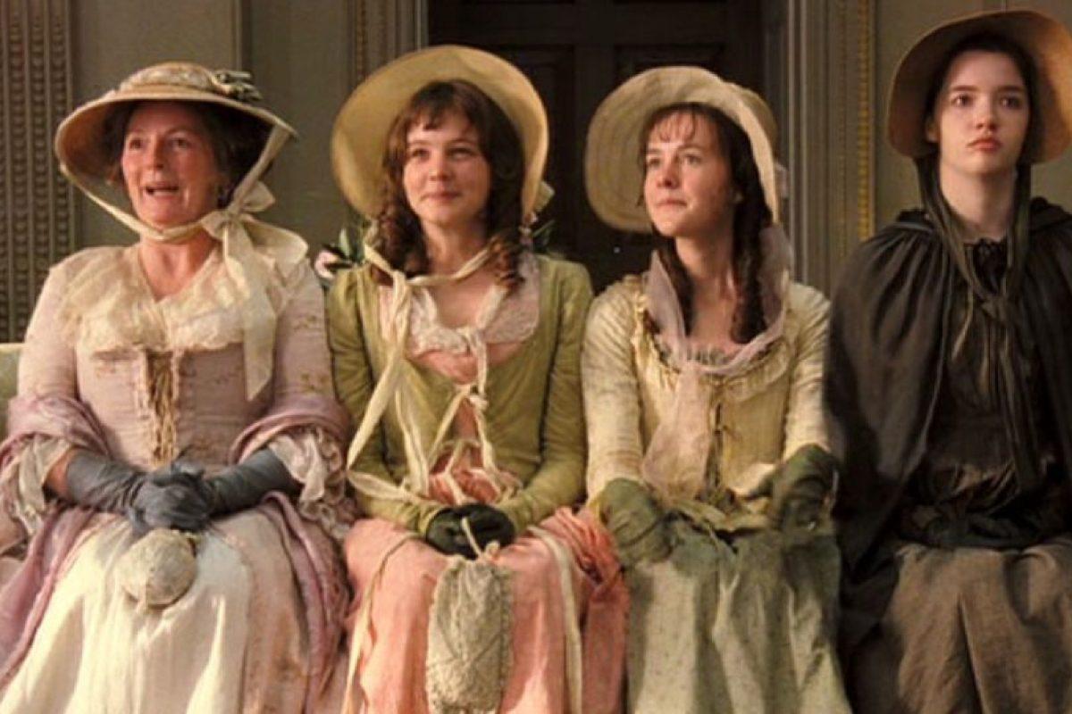 El reparto contó con actrices que hoy son grandes estrellas. Foto:vía StudioCanal. Imagen Por: