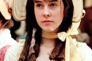 "Jena Malone era ""Lydia Bennett"", la hermana más insensata. Se casa precozmente con ""George Whickham"". Foto:vía StudioCanal. Imagen Por:"