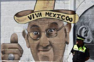 Antes de llegar a territorio mexicano decidió hacer una pausa en Cuba. Foto:AFP. Imagen Por: