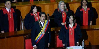 Corte venezolana deja en firme emergencia económica rechazada por parlamento