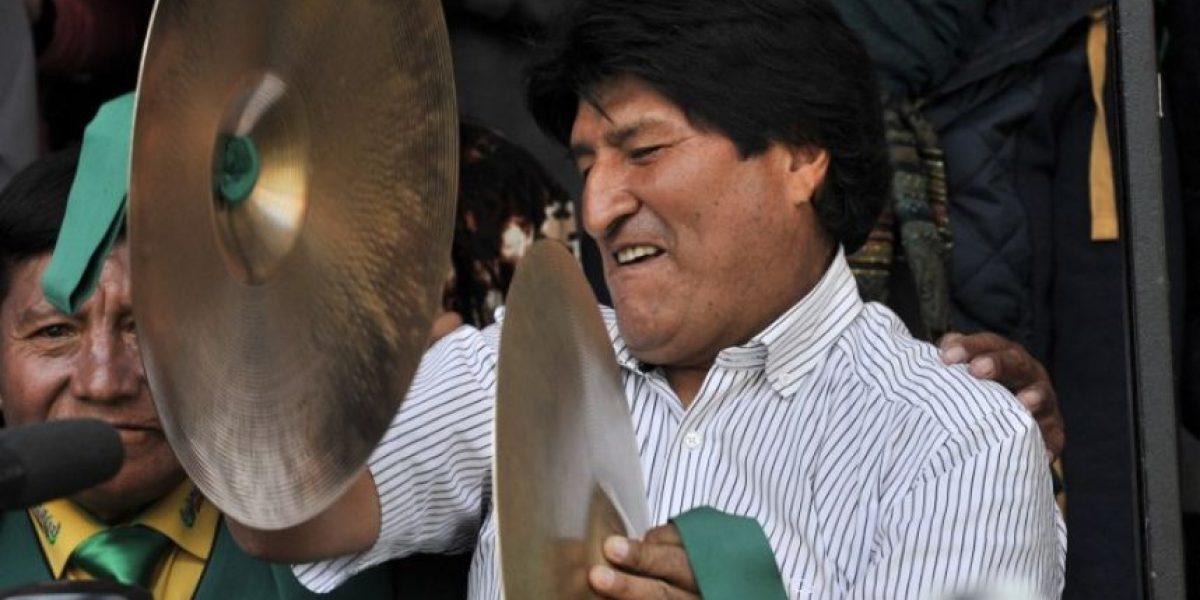 Evo Morales: en aprietos en víspera del referéndum en Bolivia