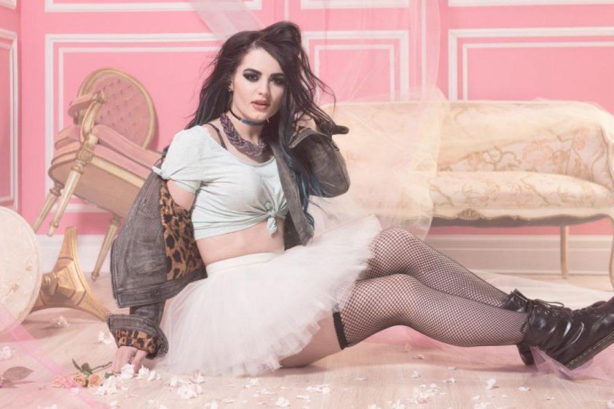 Paige Foto:WWE. Imagen Por: