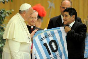 """Organizó el encuentro """"Fútbol por la paz"""" Foto:Getty Images. Imagen Por:"""
