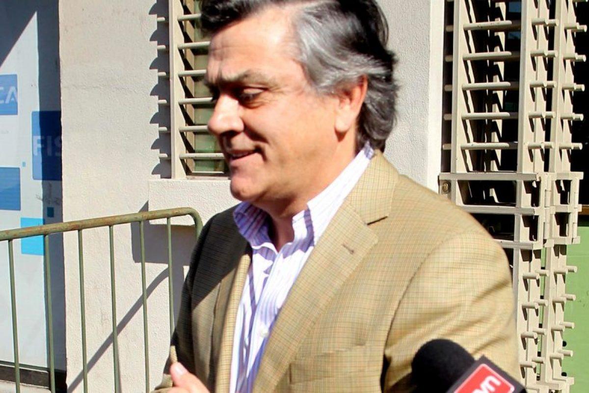 El ex candidato presidencial y ex ministro, Pablo Longueira. Foto:Archivo ATON Chile. Imagen Por: