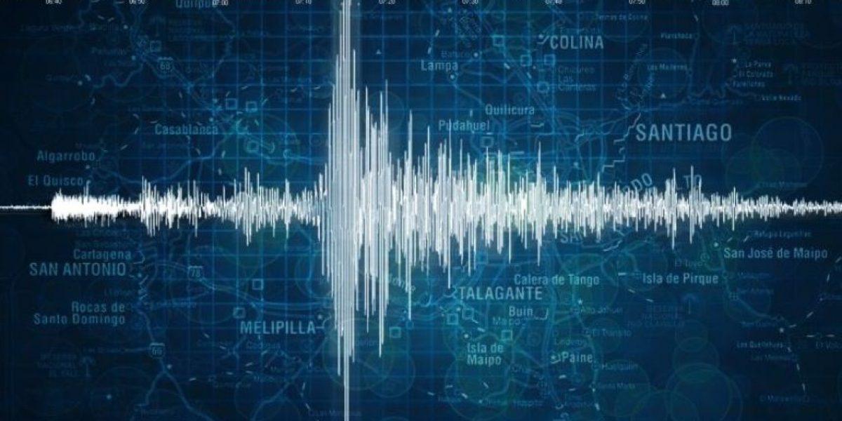 Sismo alertó a habitantes de la zona norte de Chile