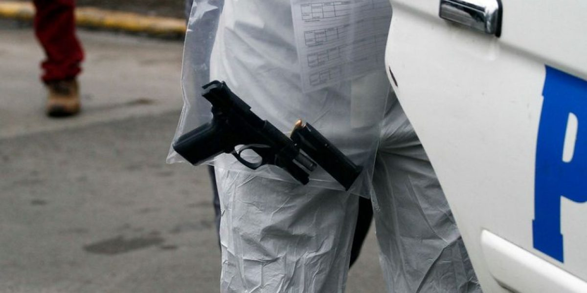 Chillán: lo detuvieron porque ocultaba ocho municiones en su boca