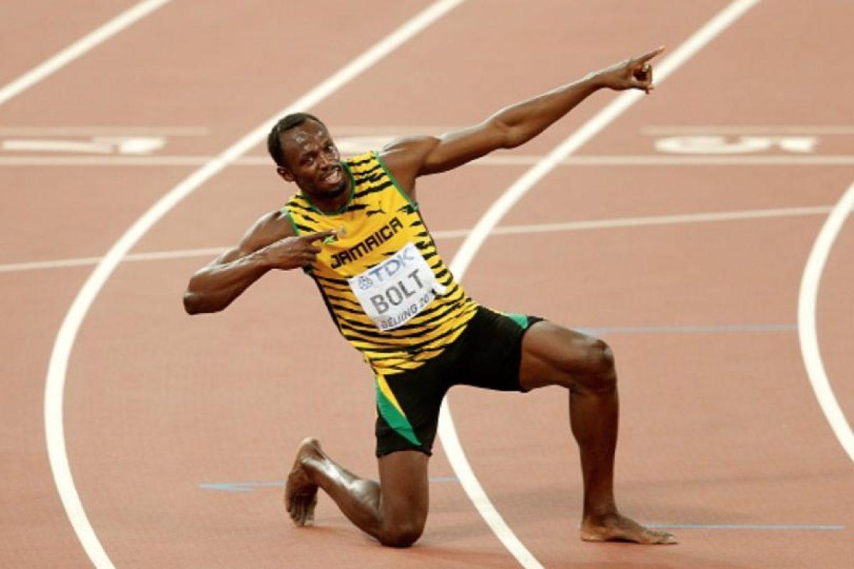 Es el hombre más rápido del mundo y se encuentra soltero. Foto:Getty Images. Imagen Por: