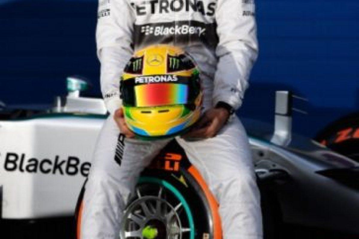 2- Lewis Hamilton. Foto:Getty Images. Imagen Por: