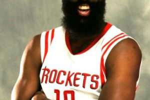 8- James Harden. Foto: Getty Images. Imagen Por: