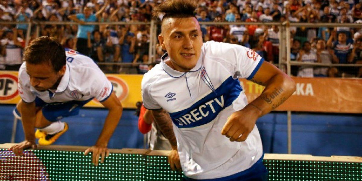 Nicolás Castillo y triunfo ante Unión: