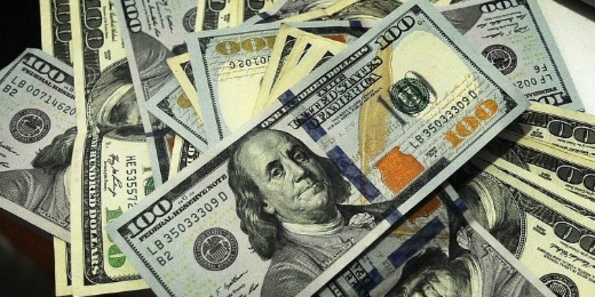 Dólar retrocede y cierra en $706