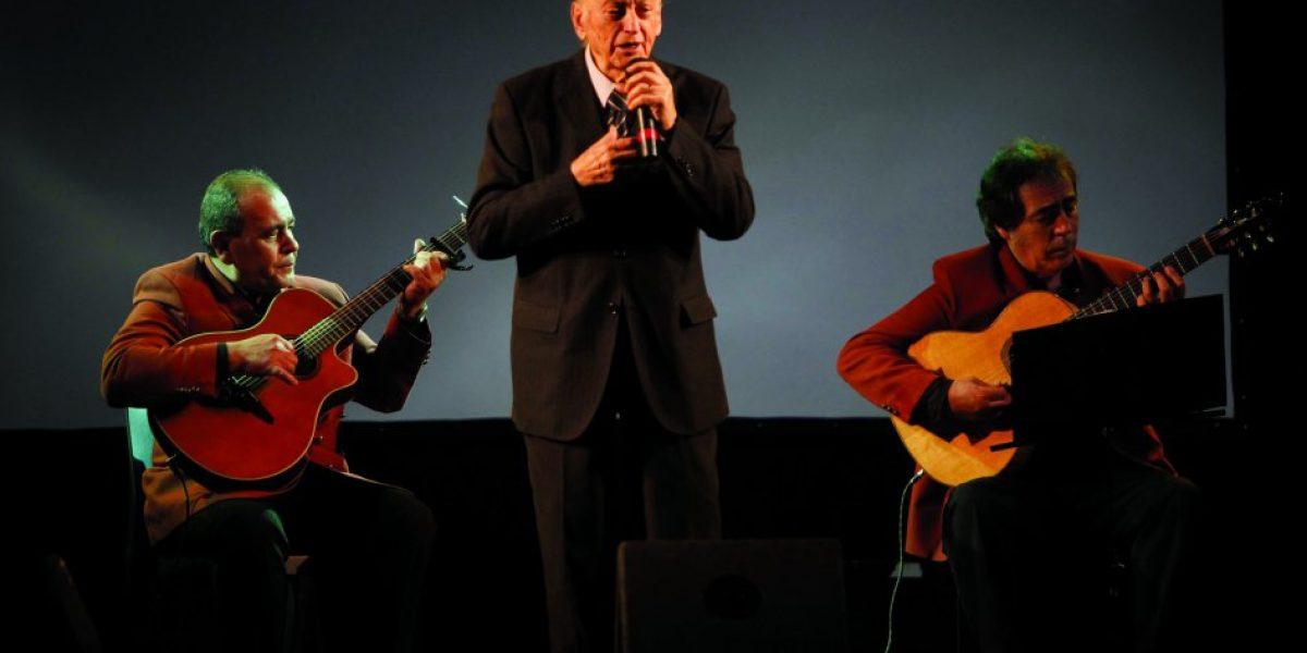Fallece a los 93 años el cantante de tango argentino Juan Carlos Godoy