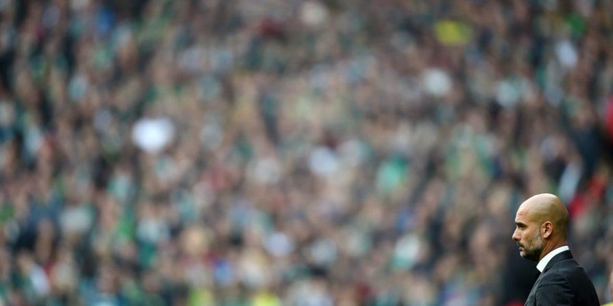 Guardiola le desea suerte a su amigo Juan Antonio Pizzi y elogia el carácter de Arturo Vidal