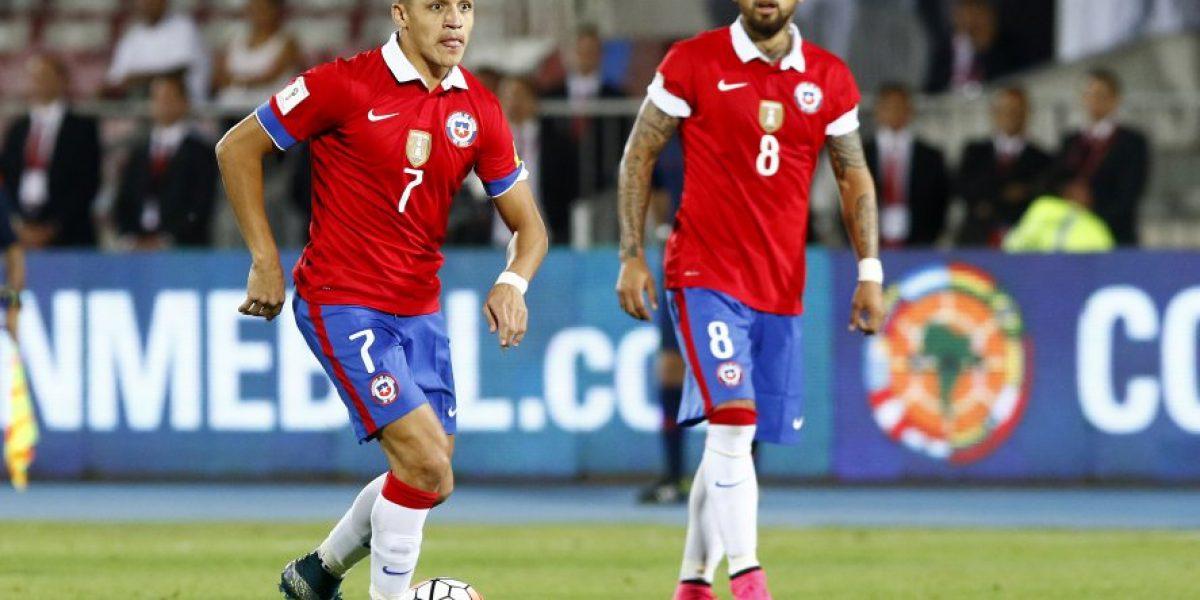 Sin Alexis y Bravo: Arturo Vidal dejó fuera a los chilenos en su equipo ideal de cinco jugadores