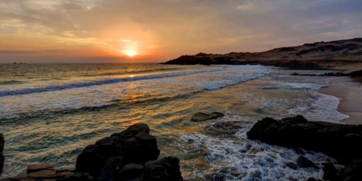 Conoce los nueve atardeceres más románticos de Chile