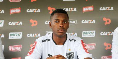 """Robinho mete miedo a Colo Colo: """"Mi objetivo es ganar la Libertadores"""""""