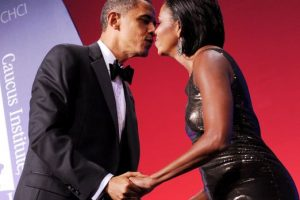 Barack y Michelle Obama Foto: Getty Images. Imagen Por: