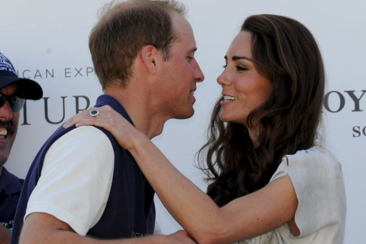 Principe William y Kate Middleton Foto: Getty Images. Imagen Por: