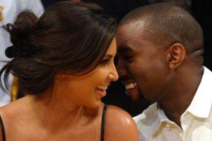 Kim Kardashian y Kanye West Foto:Getty Images. Imagen Por: