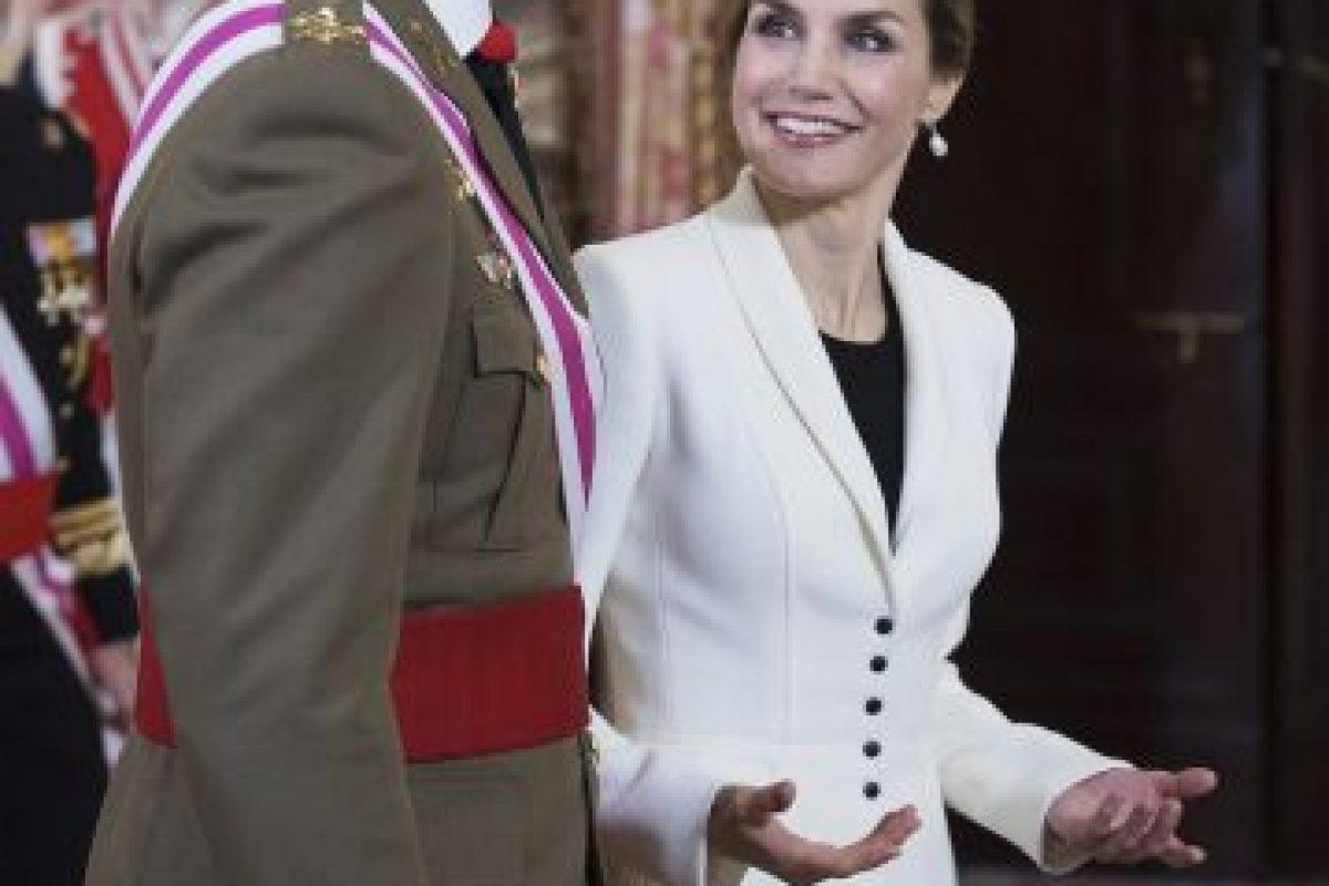 Rey Felipe VI y Letizia Ortiz Foto:Getty Images. Imagen Por: