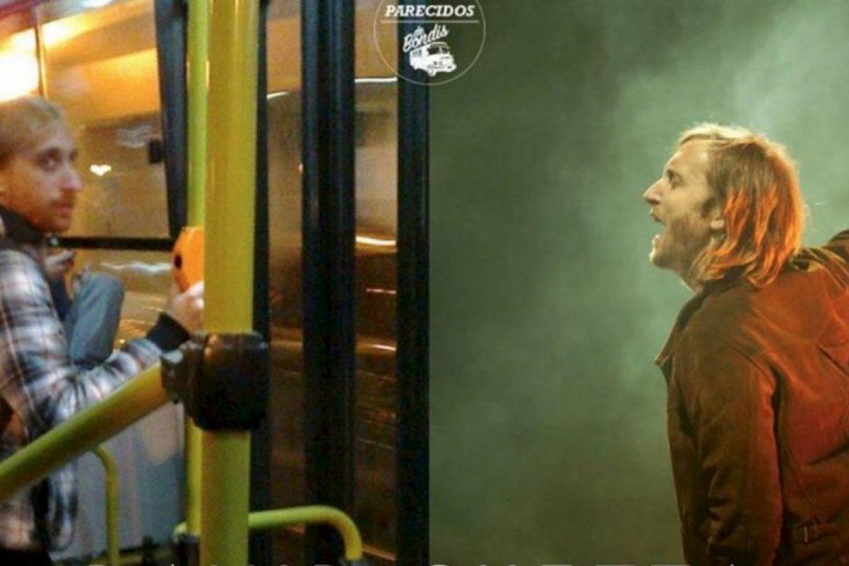 David Guetta Foto:vía Facebook/ Parecidos de Bondis. Imagen Por: