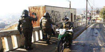 OS9 de Carabineros detiene en Valparaíso a joven acusado de tres violaciones