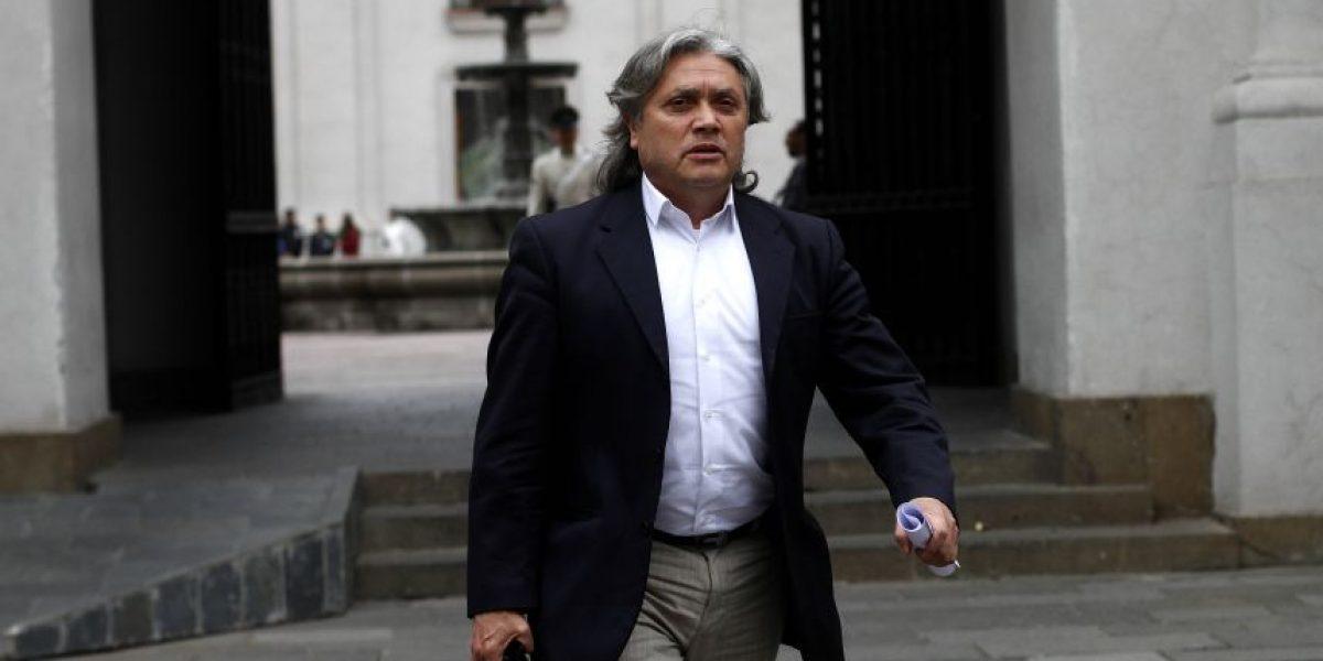 Roban nuevamente oficina parlamentaria de Senador Navarro