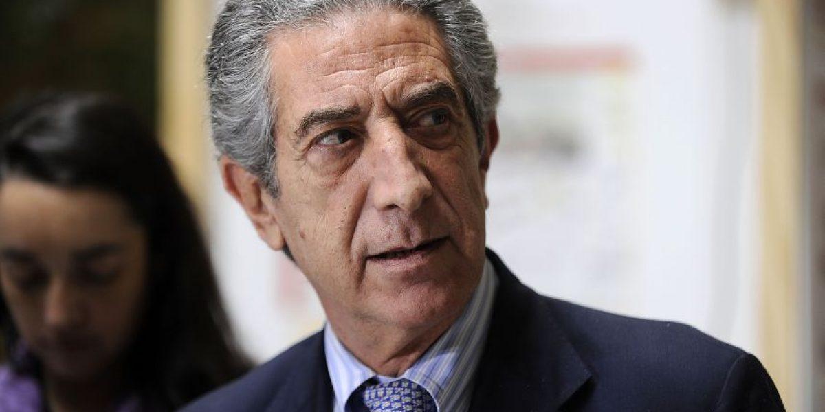 "Diputado Jorge Tarud: ""Insulza está sobrepasando todos los límites"""