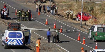 Tres muertos y 136 accidentes de tránsito marcan comienzo de fin de semana