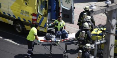 """Falleció el hombre que se quemó a lo """"bonzo"""" en la ciudad de Talca"""