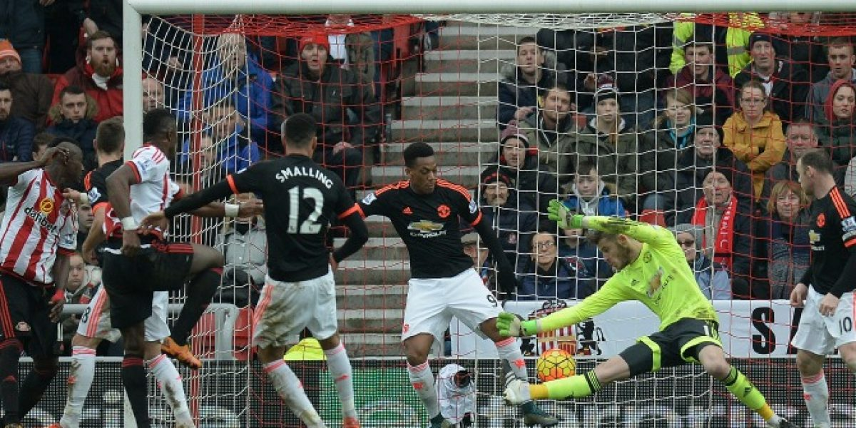 ¿Mourinho se acerca? Manchester United cae ante Sunderland y profundiza su crisis