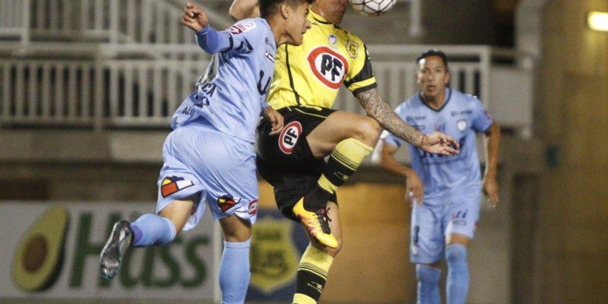 San Luis venció a Iquique y sueña con salvarse del descenso