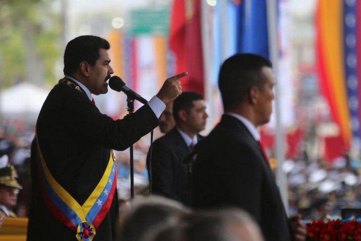 ¿Maduro no es venezolano? Foto:Getty Images. Imagen Por: