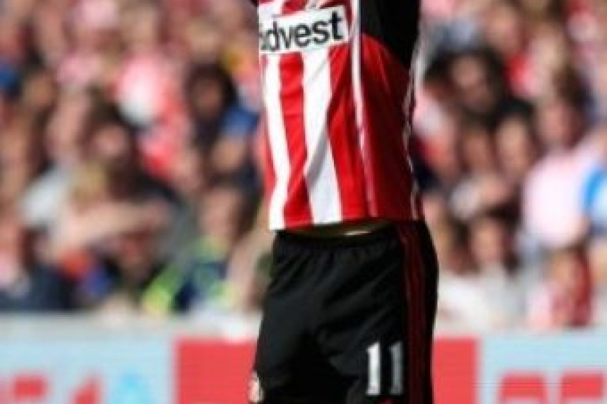 Adam Johnson era futbolista del Sunderland. Foto: Getty Images